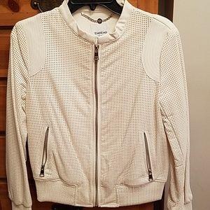 Bebe NWOT Faux Leather Jacket